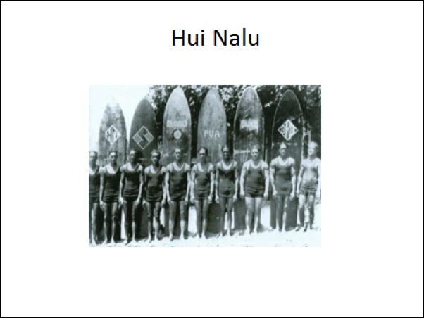 Hui Nalu